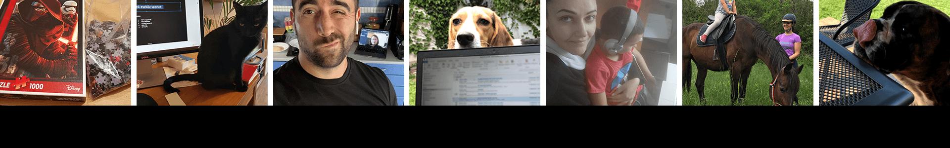 online közösség a y-shift csapatában mindennapok